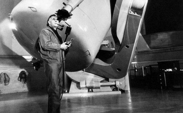 W 1889 roku urodził się Edwin Hubble