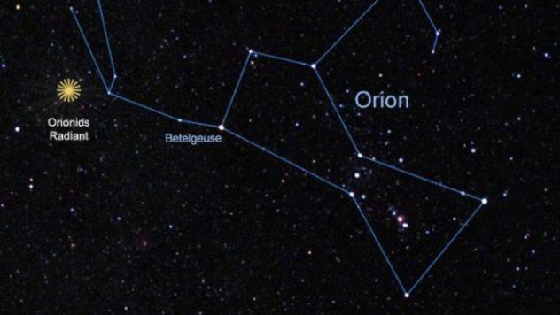 Maksimum Orionidów