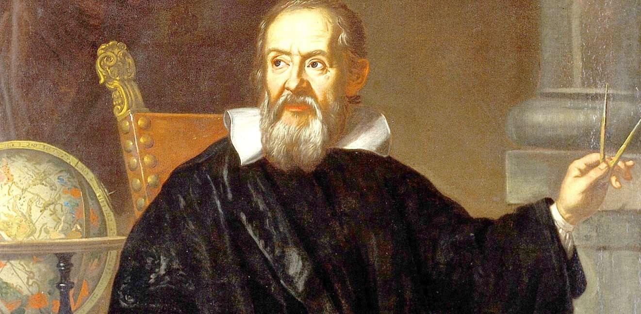 Urodził się Galileusz