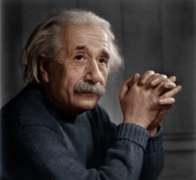 W 1879 roku urodził się Albert Einstein
