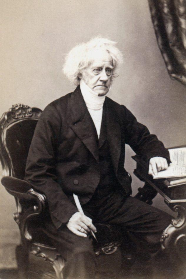Urodził się John Herschel