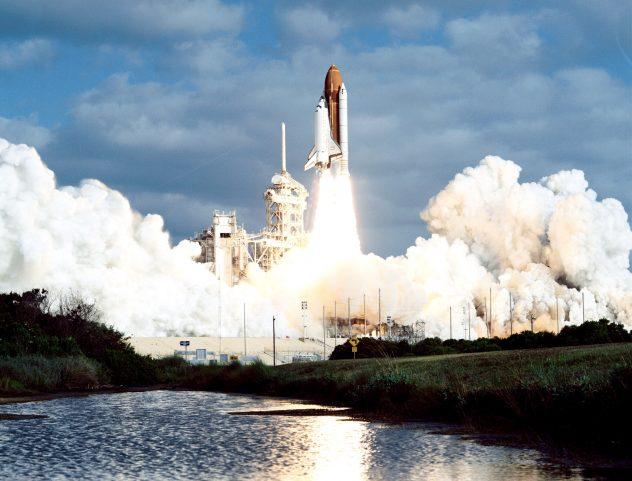 W 1990 roku wyniesiono na orbitę Teleskop Hubble'a