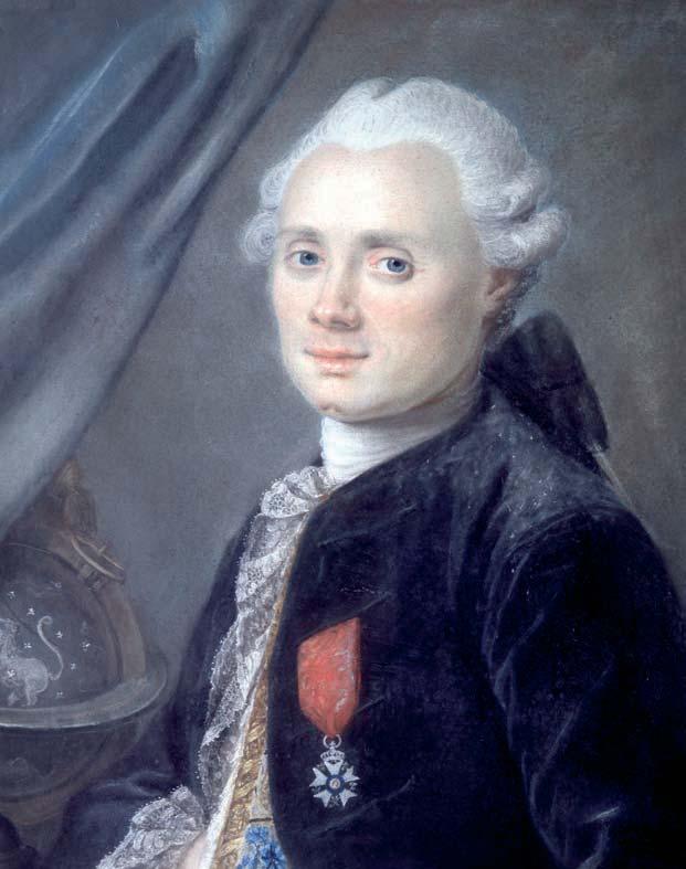 W 1730 roku urodził się Charles Messier