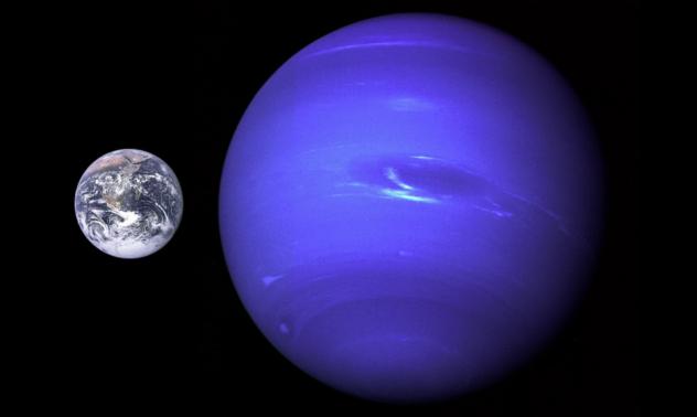 W 1846 roku odkryto Neptuna